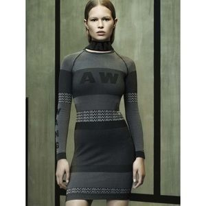 Alexander Wang x H&M Jacquard Dress